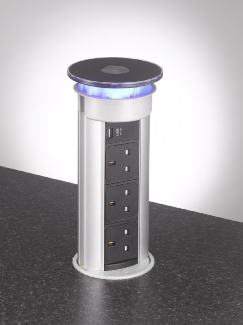 Bpf Pop Up Sockets Concealed Kitchen Powerdocks Buy Online