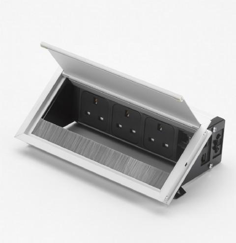 Metal Grommet Amp Office Electric Sockets Buy Online Box15