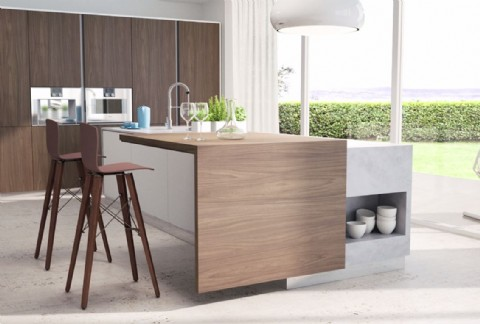 EDGE Sliding Breakfast Bar | Buy Online | BOX15