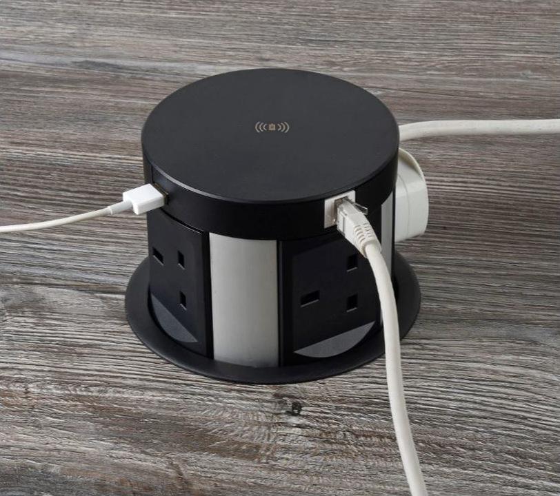 Astonishing Pop Up Power Sockets Flush Fit Buy Online Box15 Inzonedesignstudio Interior Chair Design Inzonedesignstudiocom
