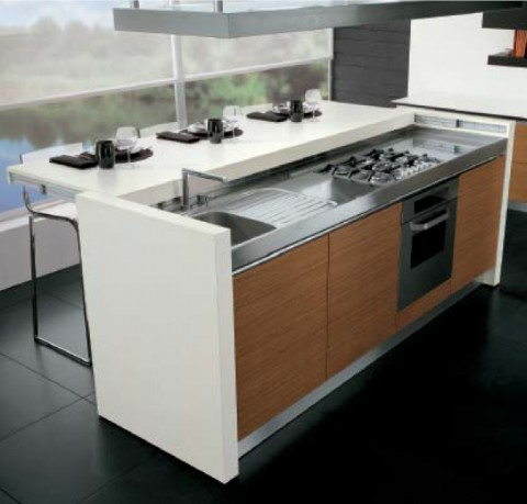 Sliding top frames for kitchen units box15 for Kitchen cabinets 800mm